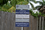 Welcome wedding sign, Silver Aqua Beach Wedding Decor, Best Day Ever, Shoes Optional-iDecor4you