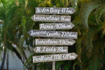 Yard Directional Destination Sign. Wooden Garden sign post. Wood Arrow Rustic house sign.-iDecor4you