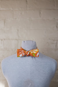 Bow Tie - Orange