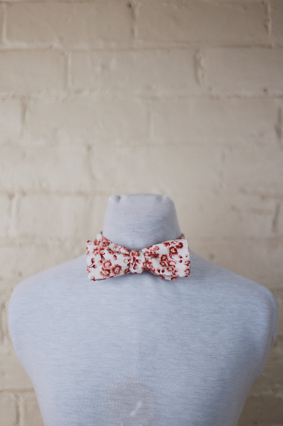 Bow Tie - Fairy Floss Flowers