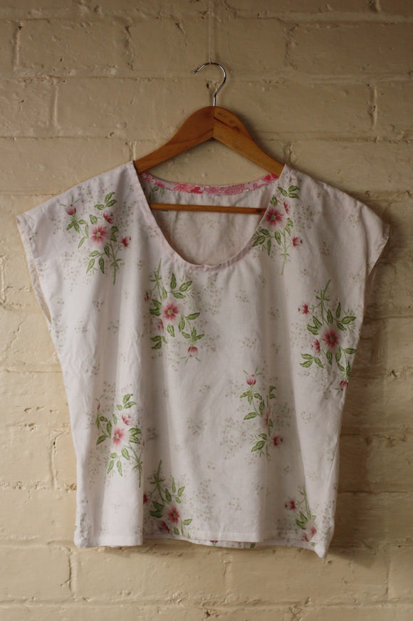 Wind In The Hair Shirt - Size 14