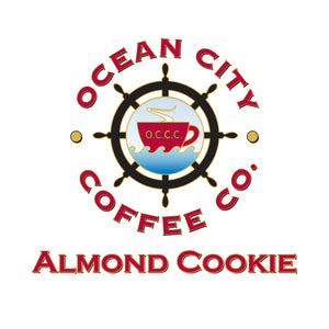 Almond Cookie Flavored Coffee