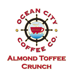 Almond Toffee Crunch Flavored Coffee