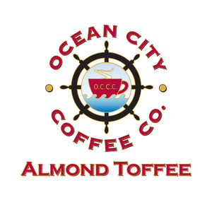 Almond Toffee Flavored Coffee