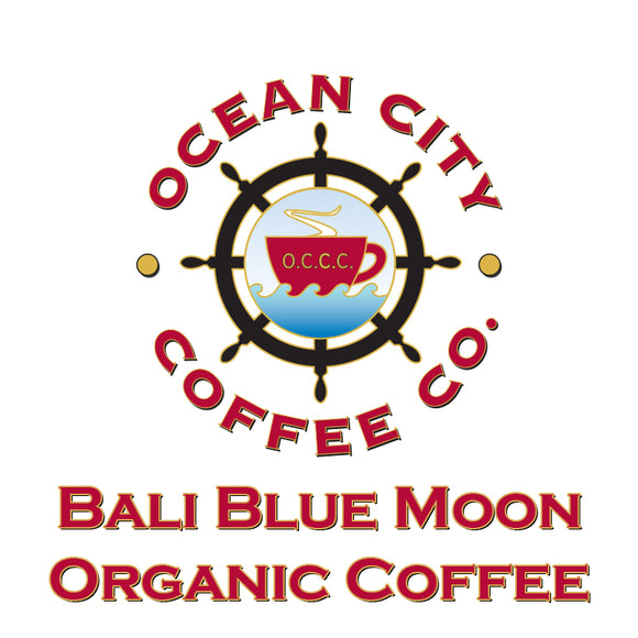 Bali Blue Moon Organic Coffee