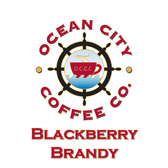 Blackberry Brandy Flavored Coffee