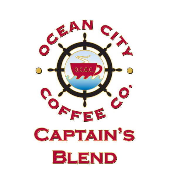 Captain's Blend Coffee