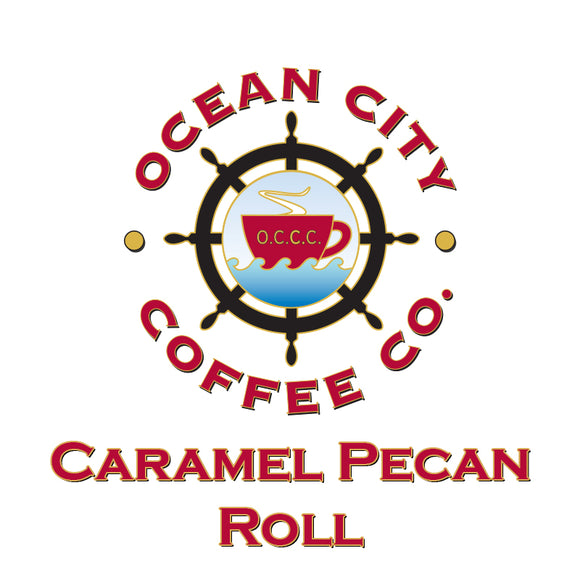 Caramel Pecan Roll Flavored Coffee