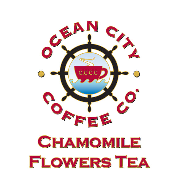 Chamomile Flowers Tea