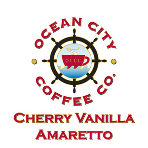 Cherry Vanilla Amaretto Flavored Coffee