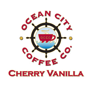 Cherry Vanilla Flavored Coffee