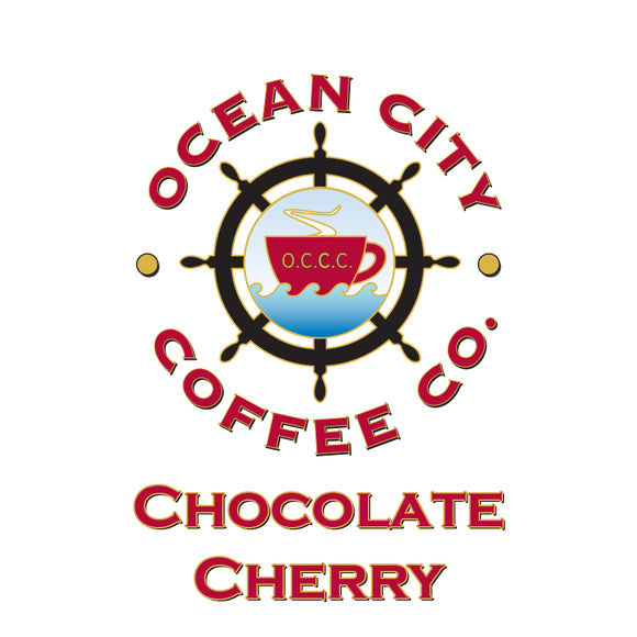 Chocolate Cherry Flavored Coffee