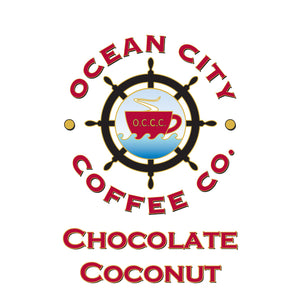 Chocolate Coconut Flavored Coffee