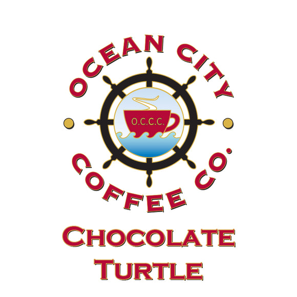 Chocolate Turtle Flavored Coffee