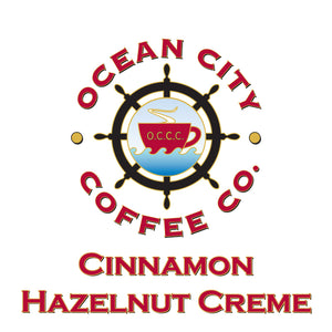 Cinnamon Hazelnut Creme Flavored Coffee