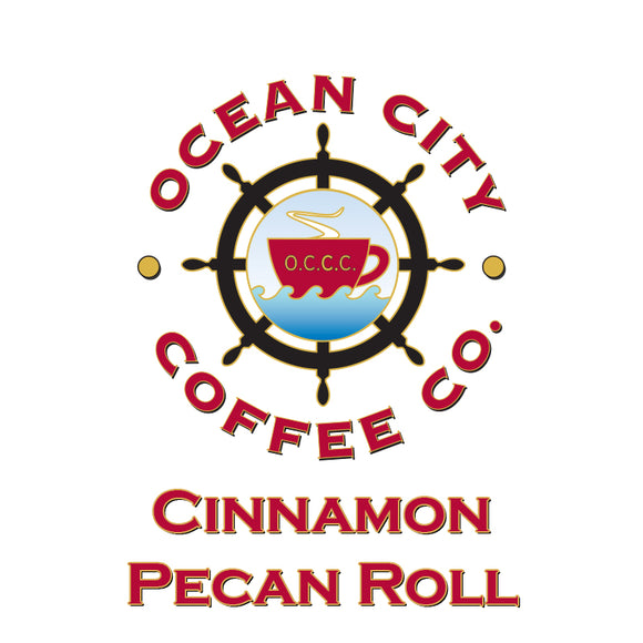 Cinnamon Pecan Roll Flavored Coffee