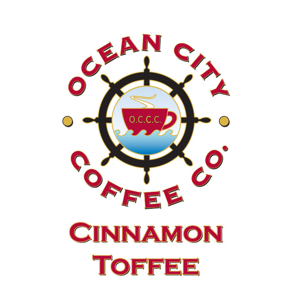 Cinnamon Toffee Flavored Coffee
