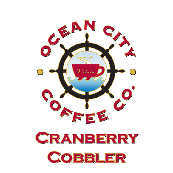 Cranberry Cobbler Flavored Coffee
