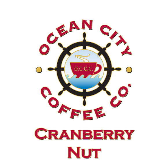 Cranberry Nut Flavored Coffee