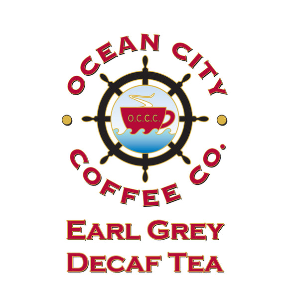 Earl Grey Decaf Tea
