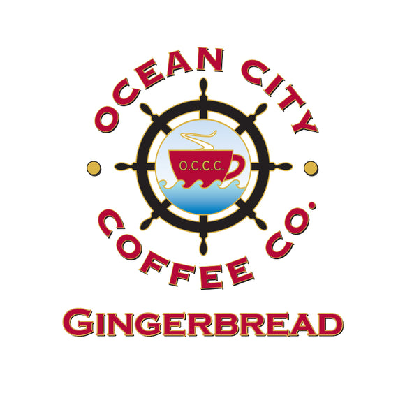 Gingerbread Flavored Coffee