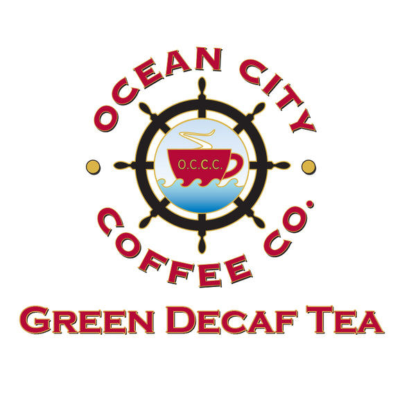 Green Decaf Tea