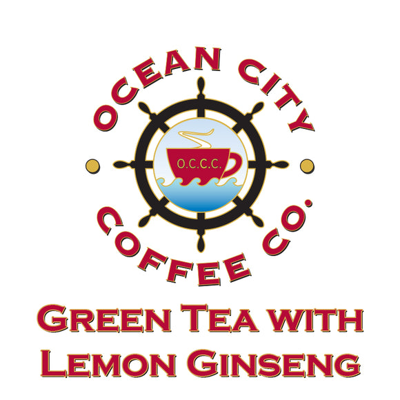 Green Tea with Lemon Ginseng