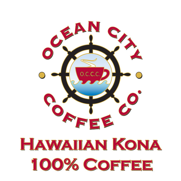 Hawaiian Kona 100% Coffee