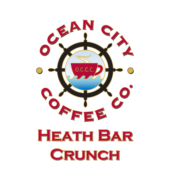 Heath Bar Crunch Flavored Coffee