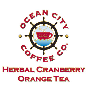 Herbal Cranberry Orange Tea