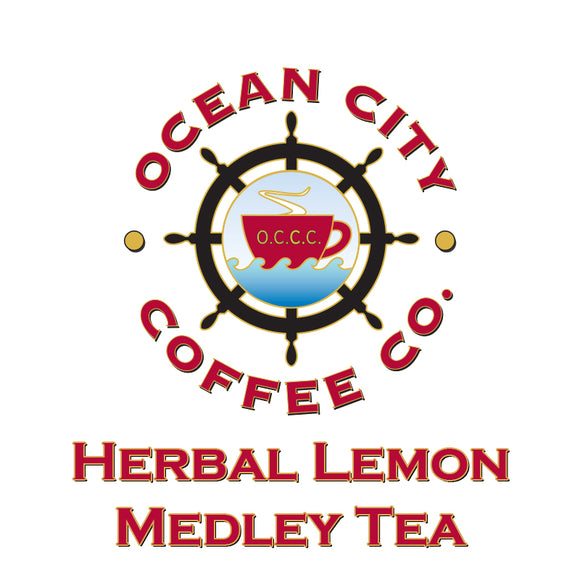 Herbal Lemon Medley Tea