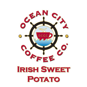 Irish Sweet Potato Flavored Coffee