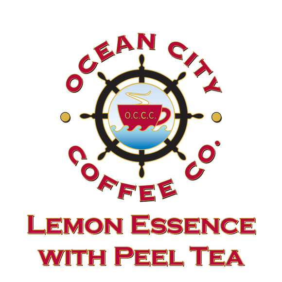 Lemon Essence with Peel Tea