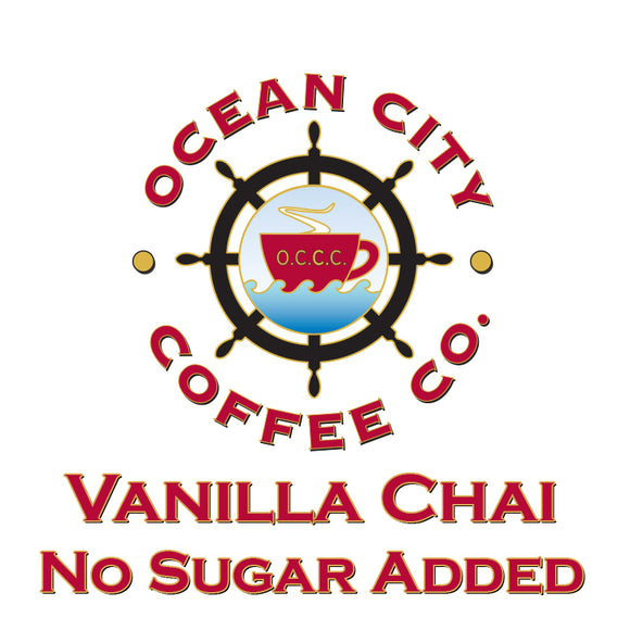 No Sugar Added Vanilla Chai