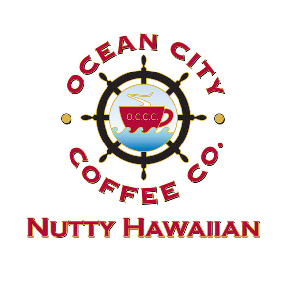 Nutty Hawaiian Flavored Coffee