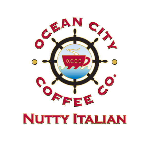 Nutty Italian Flavored Coffee
