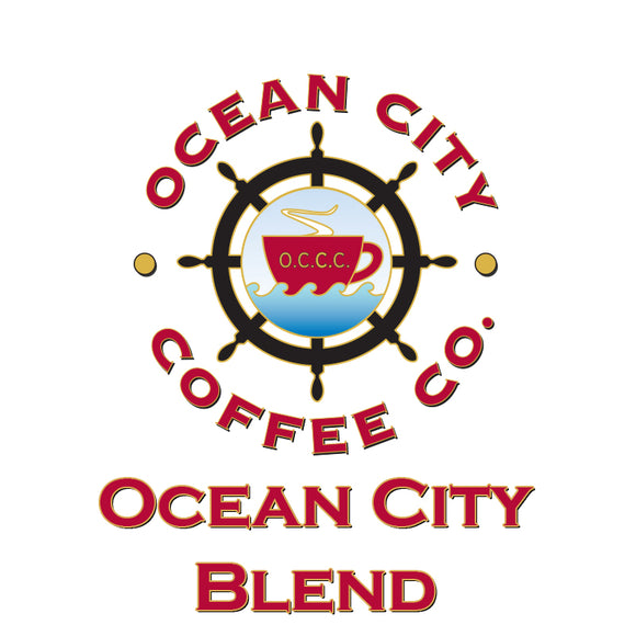 Ocean City Blend Coffee