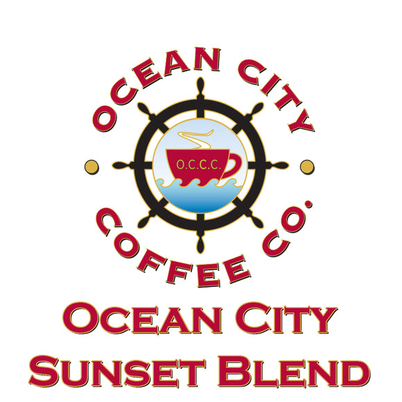 Ocean City Sunset Blend Lite