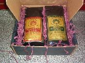 Small Coffee Gift Box - (2) 1lb Bags of Coffee