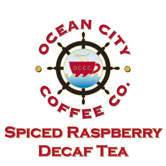 Spiced Raspberry Decaf Tea