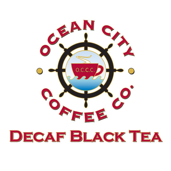 Black Decaf Tea