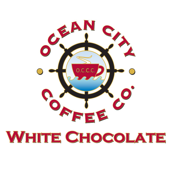 White Chocolate Flavored Coffee