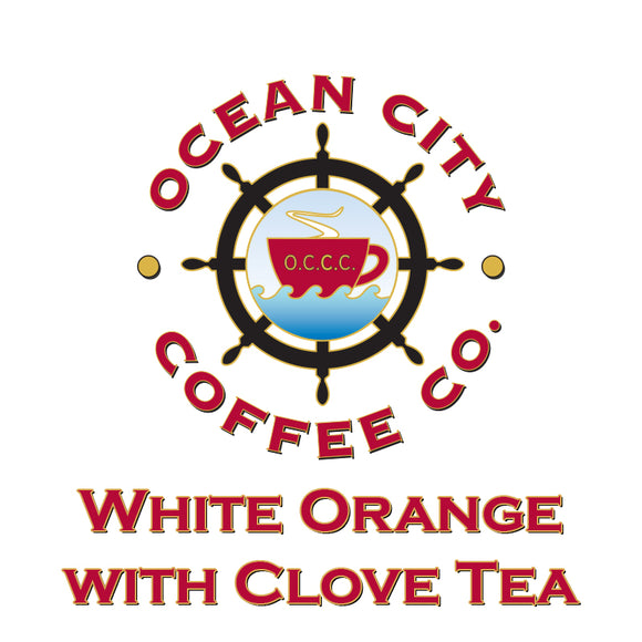 White Orange with Clove Tea