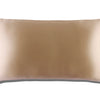 Caramel King Zippered Pillowcase