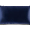 Navy King Zippered Pillowcase