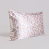 pillowcase - feather - queen - zippered