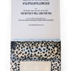 Beauty Sleep Collection - Black + White Leopard