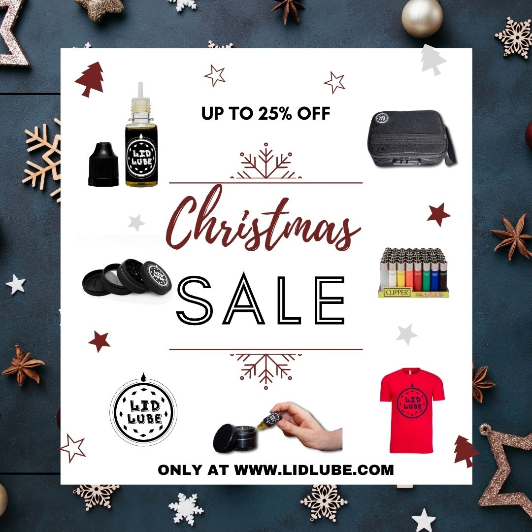 Lid Lube 2020 Christmas Sale is on NOW!