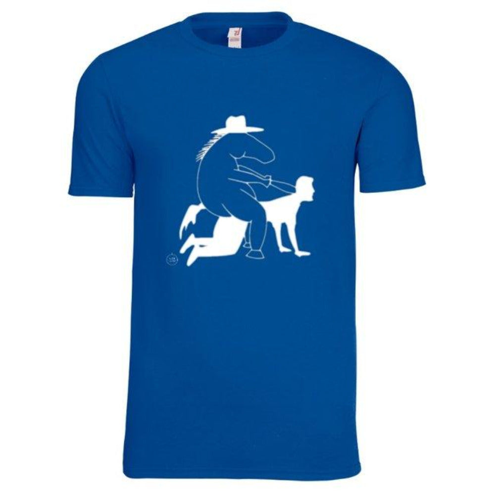 Lid Lube Boycow T-Shirt | Assorted Colours | 100% Premium Cotton