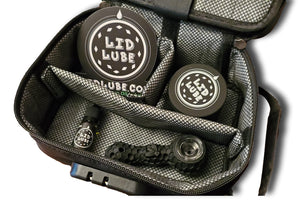 Lid Lube Stash Bag Combo Accessories Pack